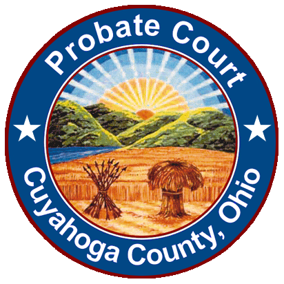 Cuyahoga County Probate Court Seal